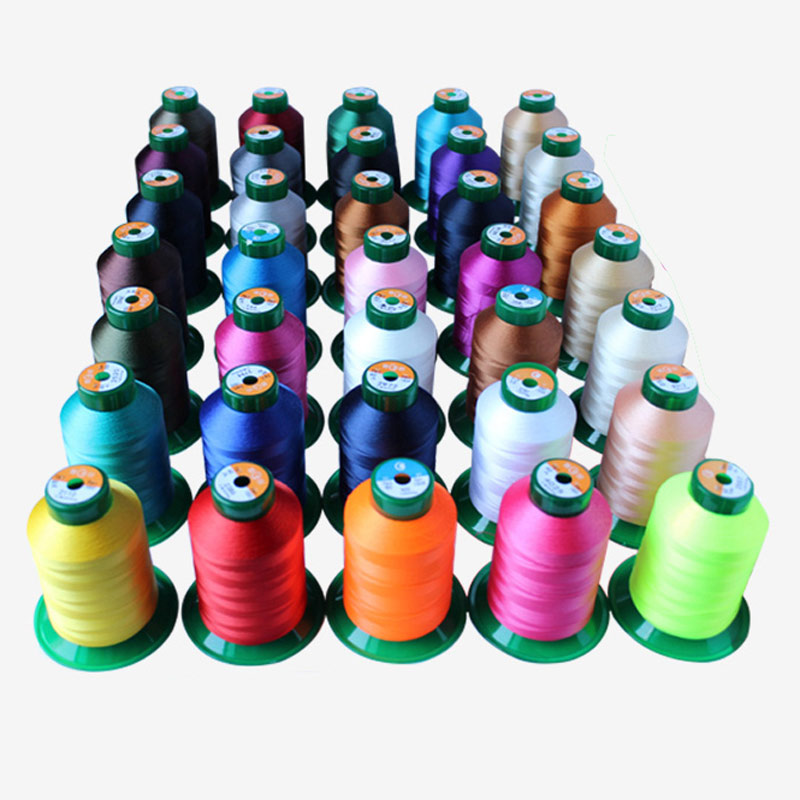 150D/3  1600 Meters Three High-strength Polyester Sewing Thread / Silk Light Sewing Thread / Canvas Leather Sofa Cowboy Thread