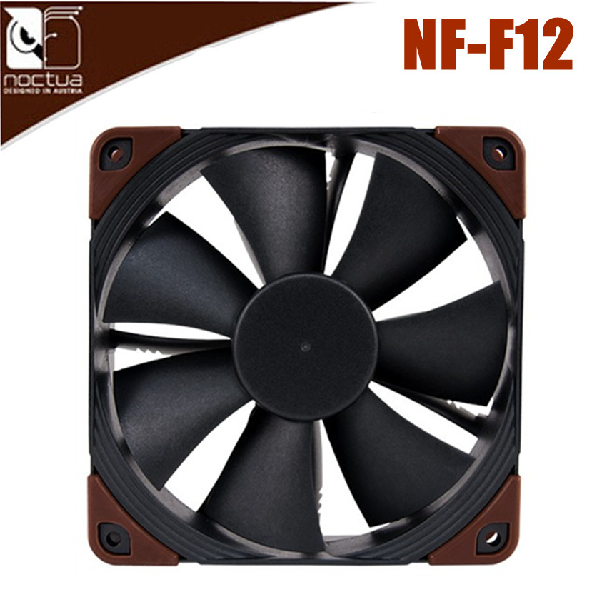 Noctua NF F12 industrialPPC 2000 IP67 PWM 4P PC Computer Cases Towers CPU processor fan COOLERS
