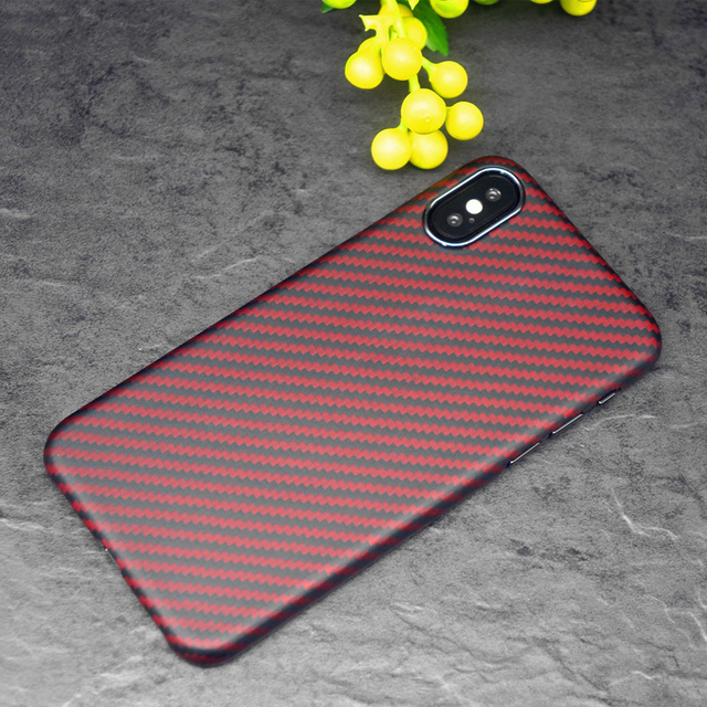 size 40 baa78 8962f US $49.9 |Ultra Thin Real Carbon Fiber Back Case Cover For iPhone XS MAX  Cover Casing Luxury Phone Shell Cases For Apple iPhone Xs max-in Fitted  Cases ...