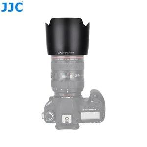 Image 3 - JJC LH 83F черный Бленды для объективов Тенты для Canon EF 24 70 мм f/2.8L USM бленда Заменяет Canon EW 83F