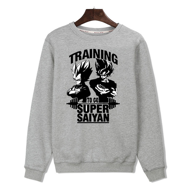 Men's Dragon Ball Z Sweatshirt (6 Types)