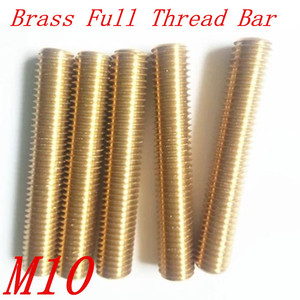 5pcs/Lot M10 Metric Brass Thre