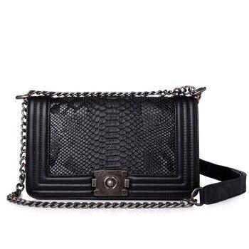 2b8ff6209 Bolsos de bandolera de marca de dedo dorado con entramado de diamantes para  mujer bolsos de diseñador con cadena de alta calidad para mujer
