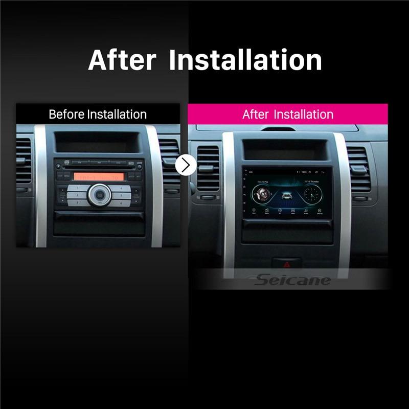 "Seicane Universal Android 8.1 7"" 2Din  Car Radio Touchscreen GPS Multimedia Player For Nissan TOYOTA Kia RAV4 Honda VW Hyundai 4"