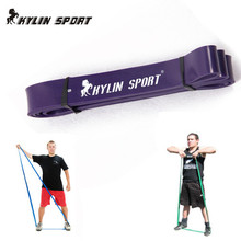 new fitness equipment crossfit loop pull up physic resistance bands rubber expander for wholesale and free shipping kylin sport