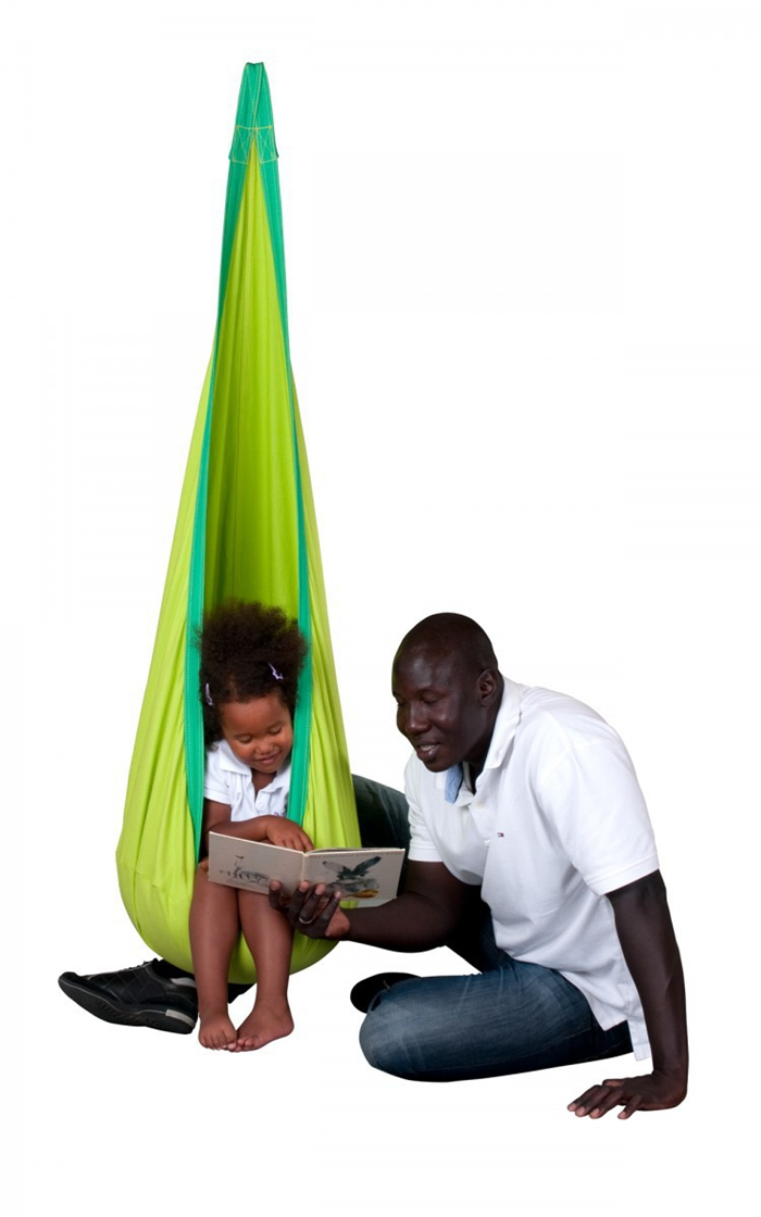 Family Hanging Pod Chair Indoor