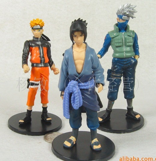 Free shipping, 2013 NEW,Japan Anime naruto toy, Figure, the vinyl toys for boy/boys/girl/girls/baby/kids/children's, 4pieces/set