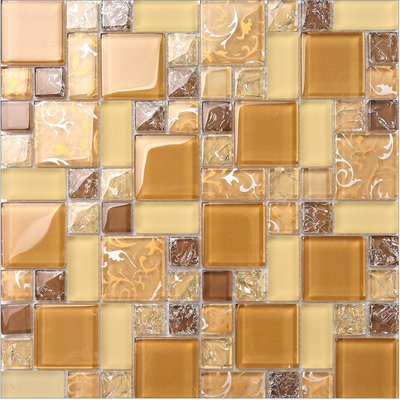 Online Get Cheap Mosaik Fliesen Bad -aliexpress.com | Alibaba Group Badezimmer Gold Mosaik