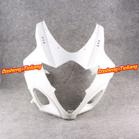 GZYF Unpainted Upper Front Cover Cowl Nose Fairing for Suzuki GSXR 1000 2005 2006 K5, Injection Mold ABS Plastic