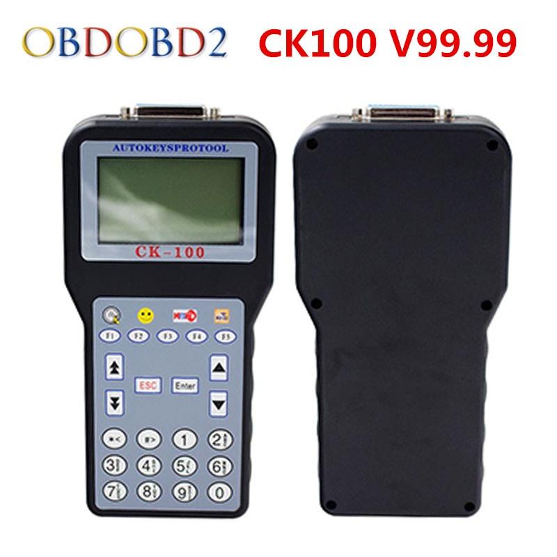 Auto Key Programmer CK100 No Tokens Limite CK-100 Car Key Maker V99.99 Latest Generation of SBB CK 100 With 7 Language Free Ship стул no name ck 036