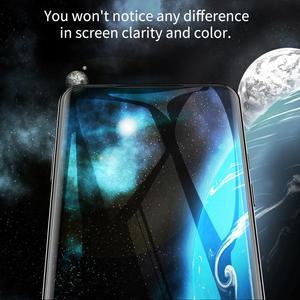 Image 4 - 3D DS + מקס מלא כיסוי עבור OnePlus 8 פרו 7 פרו 7T פרו 8 זכוכית מזג זכוכית מסך מגן עגול קצה 1 + 7 8 פרו HD זכוכית סרט