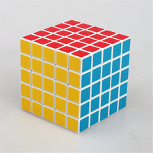 5x5x5 Neo Cube Mini Transparent Puzzle Twist Game Educational Toy Special Toys As Gifts Funny Small Neocube 70K184(China)