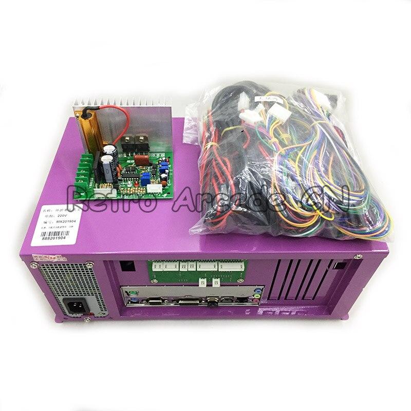 Besoin de vitesse haute qualité OUTRUN carte mère 2018 kit conduite simuler arcade jeu machine accessoires vente de l'usine
