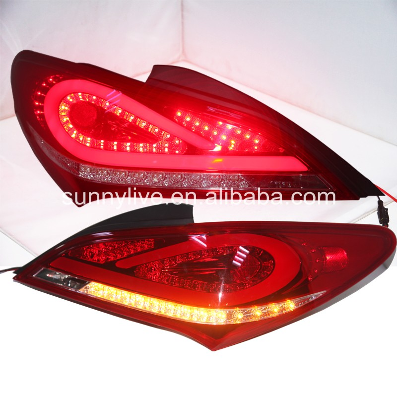 For Hyundai Coupe Tail Lamp LED 2010 to 2011