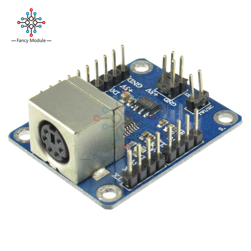 Sicherung Komponenten Dc 5 V Ps2 Tastatur Fahrer Module Serial Port Übertragungsmodul
