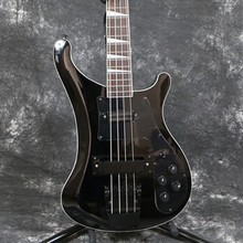 Free shipping Starshine In stock Ricken-bucker electric bass guitar black color more color can choose human newest arrival best prices ace frehley budokan signature electric guitar lp in stock for sale free shipping