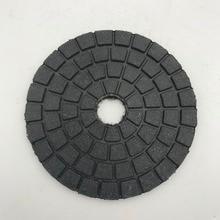 Polishing-Disc Circle Granite Slab Buff Diamond 4inch Black for Dark-Color 100-Mm
