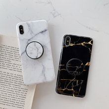 Hard PC Phone Case For iPhone 8 Plus X XS XR Xs 7 Plus Case Marble Pattern Phone Cover For iPhone 6 Plus 6s Plus Shell Cover цены