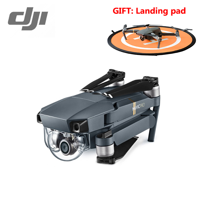 In Stock! DJI Mavic Pro Drone With 4K HD Camera RC  Live View GPS and GLONASS System, Drone with Camera Fly more combo casual women s slippers with rouse and platform design