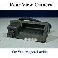 Для V olkswagen L avida камера заднего вида 18D 827 566 камера заднего вида