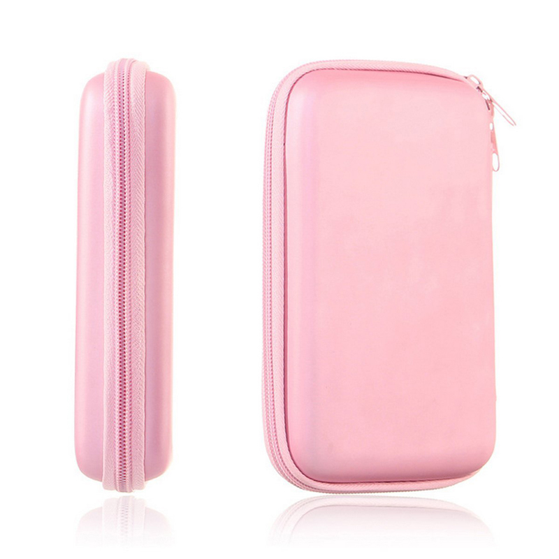 Portable Storage Cases Digital Accessories Carry Bags for Mobile Phone Power bank HDD Cameras MP3 Cosmetic