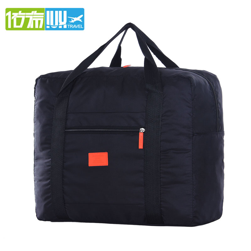 IUX Fashion WaterProof Travel Bag Large Capacity Journey Duffle Nylon Folding Unisex Luggage Handbags Wholesale Packing Cubes