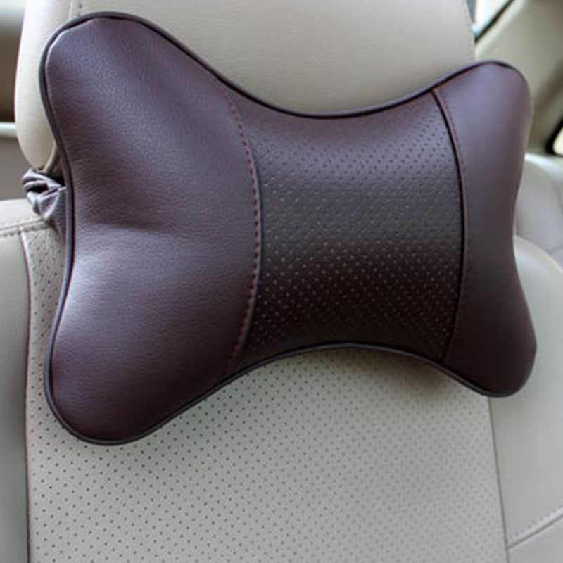 Proteção travesseiro resto segurança do assento de carro acessórios almofada do assento de carro para Peugeot 206 207 208 301 307 308 407 2008 3008 4008