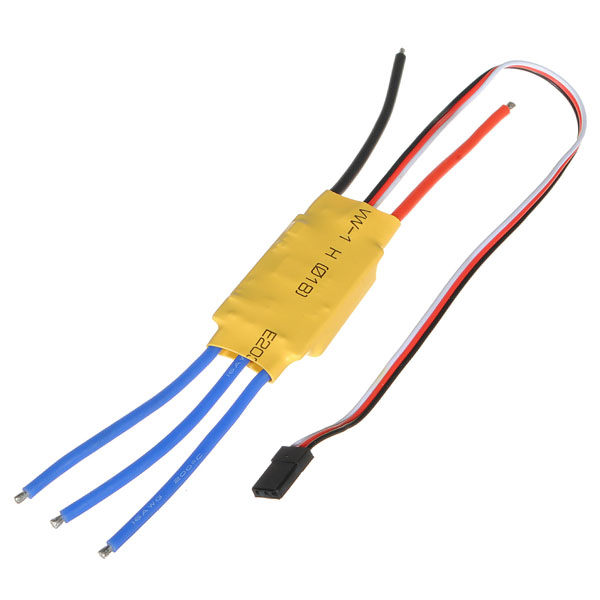 Hot Sale XXD HW30A 30A Brushless Motor ESC For Airplane Quadcopter Drone xxd 4pcs a2212 1000kv brushless motor with 4pcs 30a esc for multicopter quadcopter