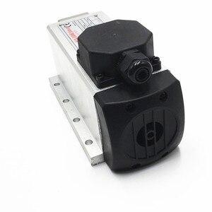 Image 4 - Бесплатная доставка 220В 110В 1.5кВт 24000 об/мин с воздушным охлаждением CNC мотор шпинделя + 1 набор 7 шт ER11 цанги для ЧПУ