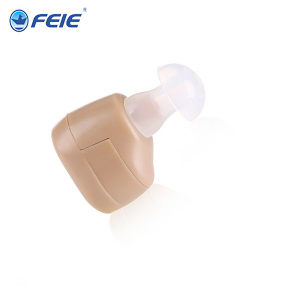 appareil auditif analogique in Franch  in Ear Canal S-213 mini deaf hearing aid