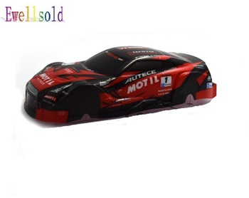 Ewellsold 2019 newest 1:18 R/C Car Radio Control Car 1/18 Body Shell (253mm*110mm*65mm)wheel base:150mm image