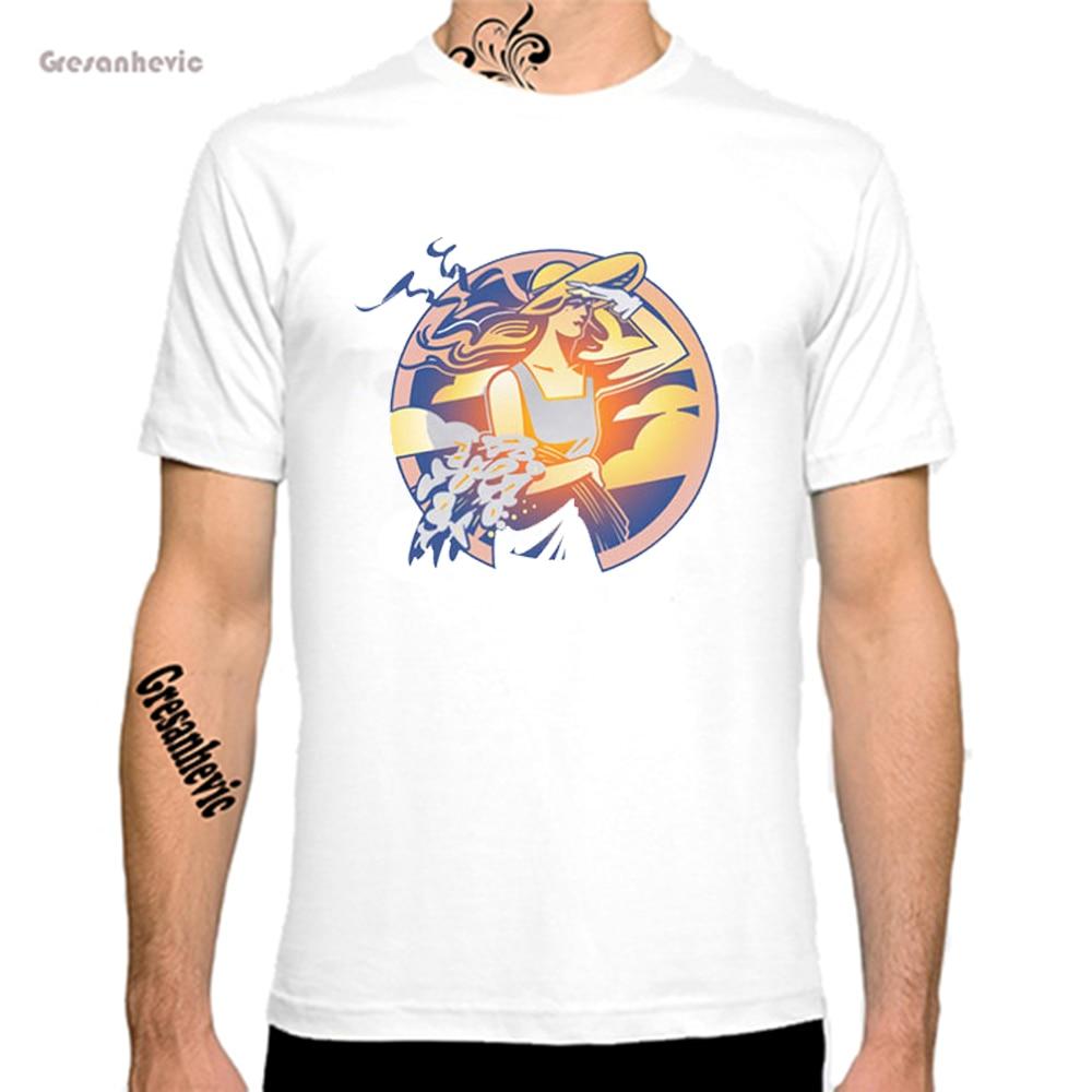 487a5da0c961b Buscando más nueva hombre Moda hombre Camiseta algodón o Masajeadores de  cuello mens manga corta Hombre Tops Camisetas Tees al por mayor