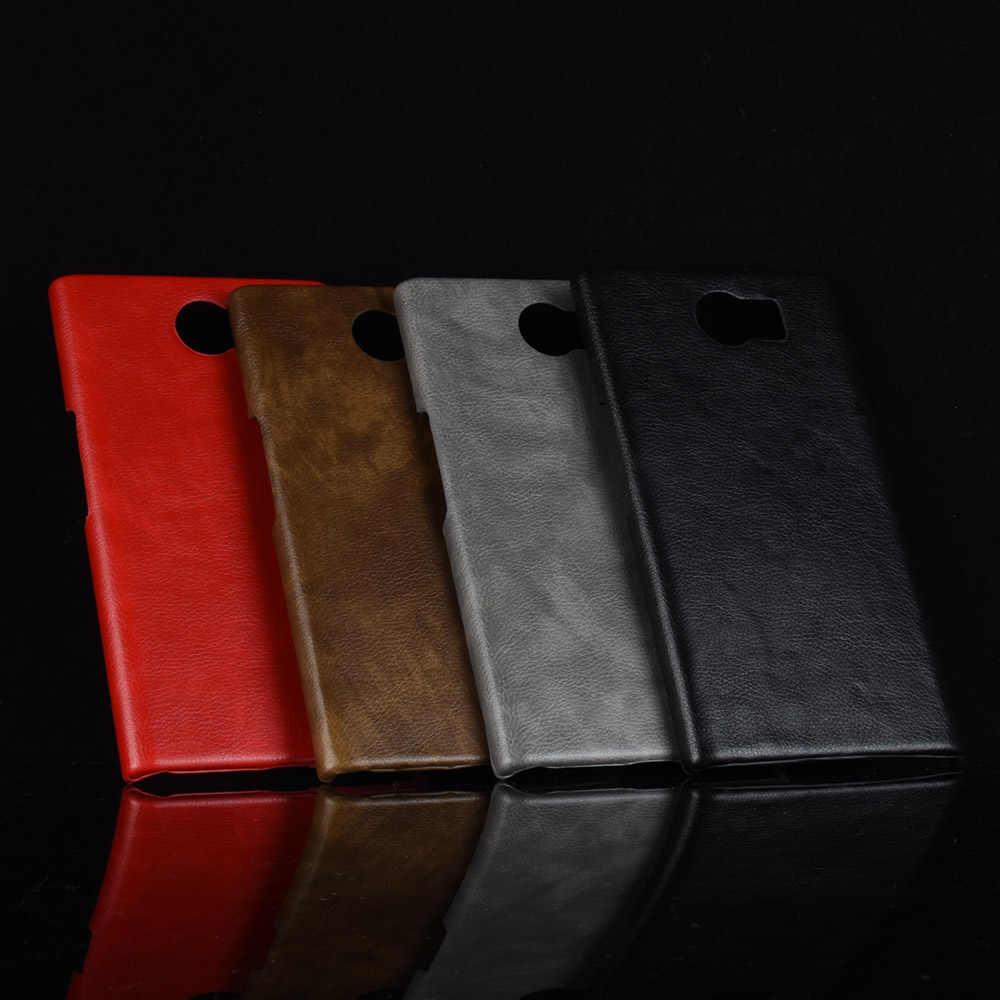 Litchi padrão Retro PU Couro caso de telefone Para Blackberry Key1 Key2 edition sliver Q20 Q30 Para Blackberry PRIV Mercúrio dtek70