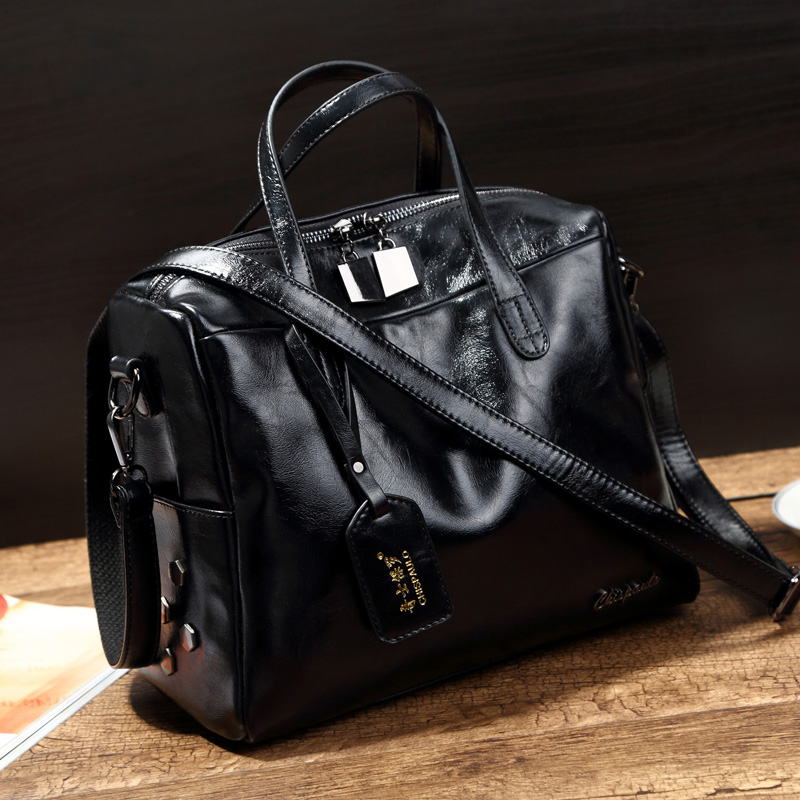 Famous Brands Designer Handbags High Quality Women Bags 2018 Genuine  Leather Handbags Fashion Ladies Messenger Crossbody Bag x92-in Top-Handle  Bags from ... 74de4bbcedcd6