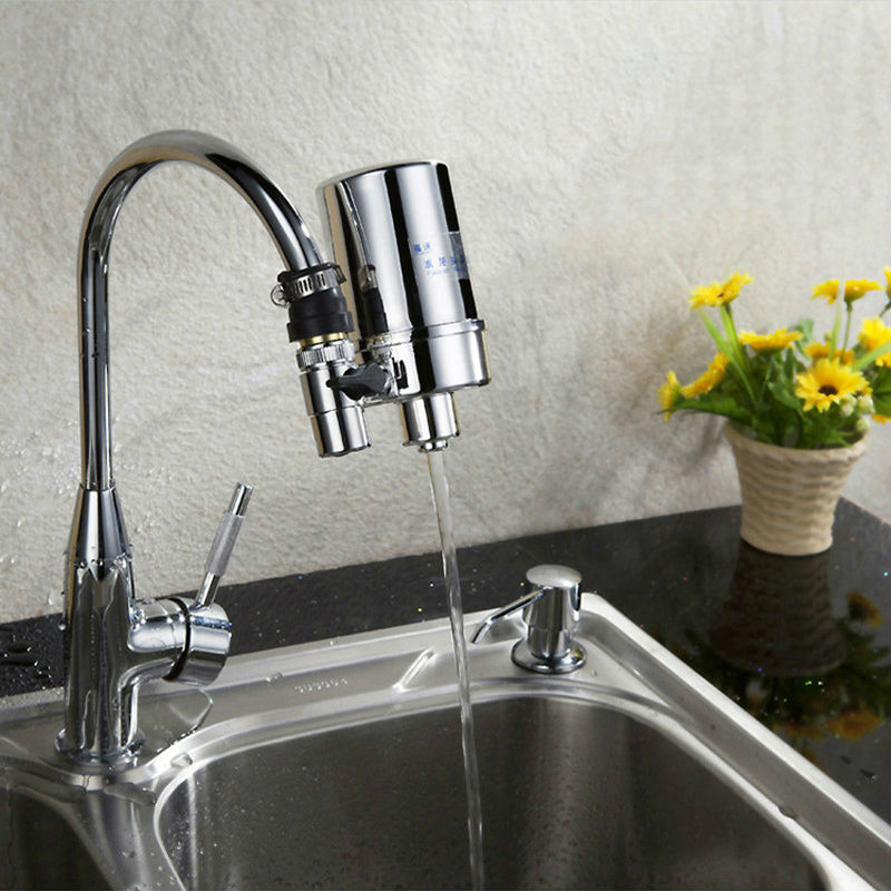 Portable Faucet Water Purifier System Pur Faucet Ceramic Water ...