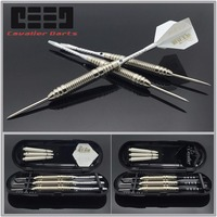 3pc/lot Professional 22 grams Steel Tip Darts Hard Brass Darts with Free Carry Case High Quality Darts for games