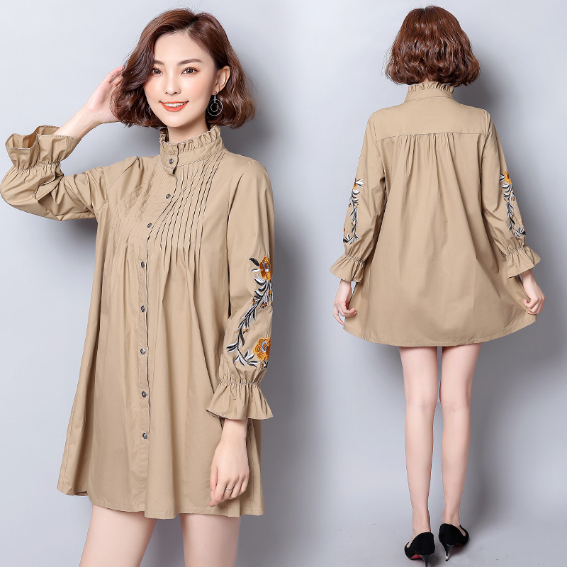Shirt Casual Size Ladies 10