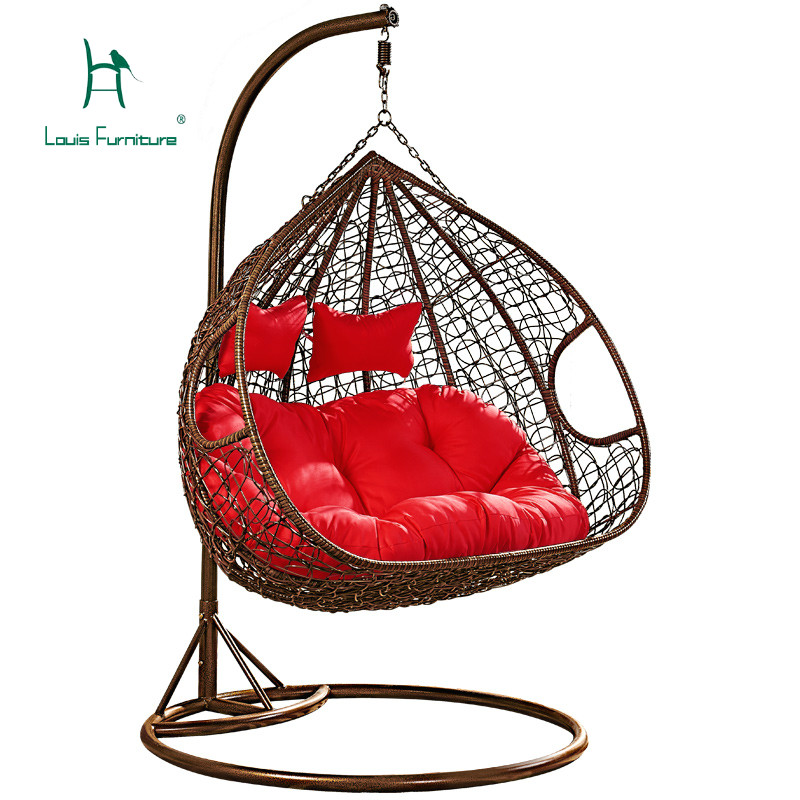 Louis Fashion Patio Swing Adult Indoor Hammockcradle Chair
