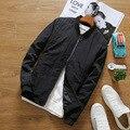 2016 chaqueta ocasional de los hombres cremallera pareja simple botón cuello de la chaqueta ropa de protección solar chaqueta de punto chaqueta masculina