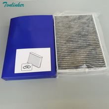 Cabin Filter For Volvo S80L S60 XC60 V60 S60L Internal Activated carbon Air conditioning filter 30767022 Car accessories 1 Pcs
