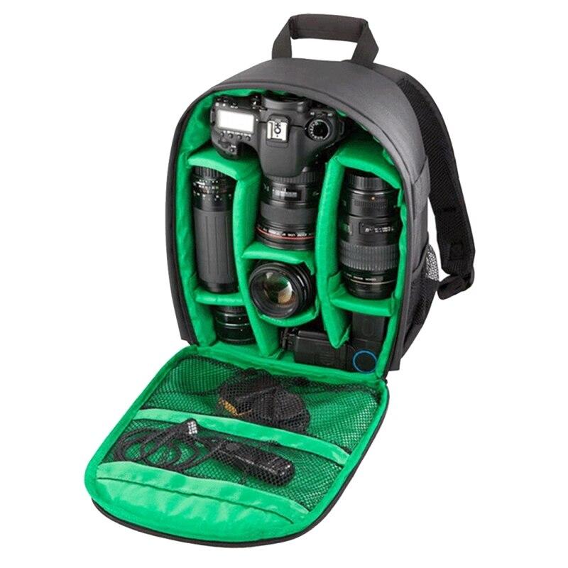 Outdood sac à dos sport caméra sac téléphone tablette sac pour GoPro, SJCAM, Nikon, Canon, Xiaoyi YI, pour iPad Apple Samsung Huawei