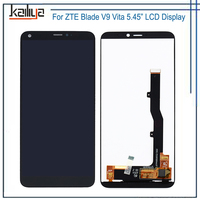 LCD Display For ZTE Blade V9 Vita+5.45 Touch Screen Digitizer Touch Panel Senor Smartphone Repairtment Assembly Black