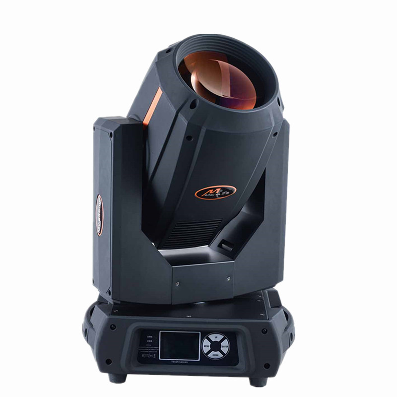 4pcs/lot professional stage light 350w 17r sharpy beam moving head light with flight case for night club flight fps 17