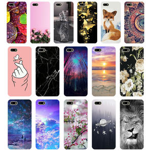 "5.45 ""inch Soft Phone Case For Huawei Honor 7A bumper Coque A Silicone case"