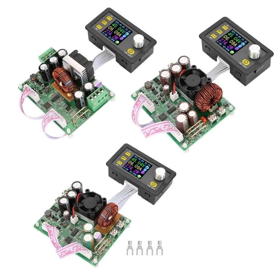 Módulo de PANTALLA AJUSTABLE de suministro de energía Digital LCD regulado por reducción DPS3012/DPS5015/DPS5020