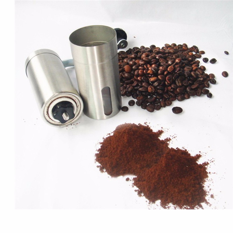 Original Manual Coffee Grinder Stainless Steel Coffee Grinders Coffee Mill Machine Portable Hand Grinders Manual Tool (3)