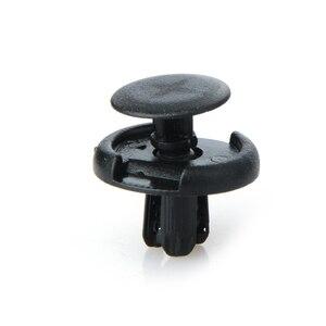 Image 5 - 100 шт., автомобильные пластиковые заклепки с отверстием 7 мм