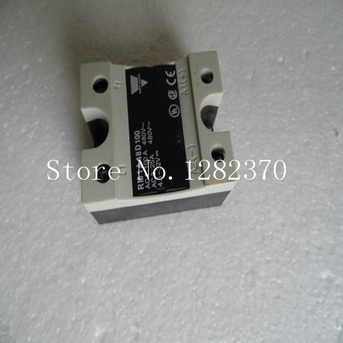 [SA] new original authentic spot CARLO GAVAZZI Relays RM1A48D100 --2PCS/LOT [sa] new original authentic spot celduc solid state relays so889060 2pcs lot