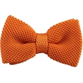 2016 Men Solid Knitted Bow Ties Fashion Casual Brand Ties T0047