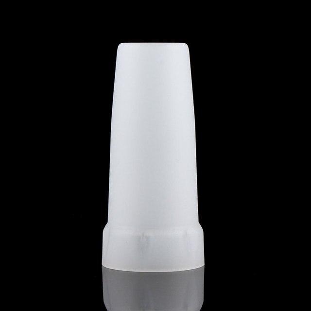 Max inner diameter 24.5mm flashlight diffuser  (white) for Convoy S2 S3 S4 S5 S6 S7 S8 flashlight